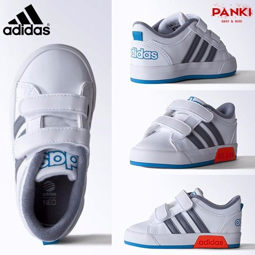 medidas de zapatillas adidas niños