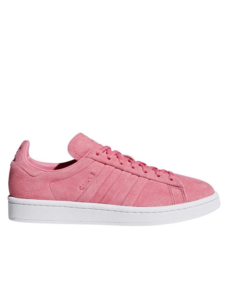 zapatillas adidas campus rosa