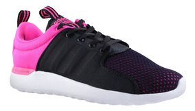 Zapatillas adidas Cf Lite Racer Mujer Negro