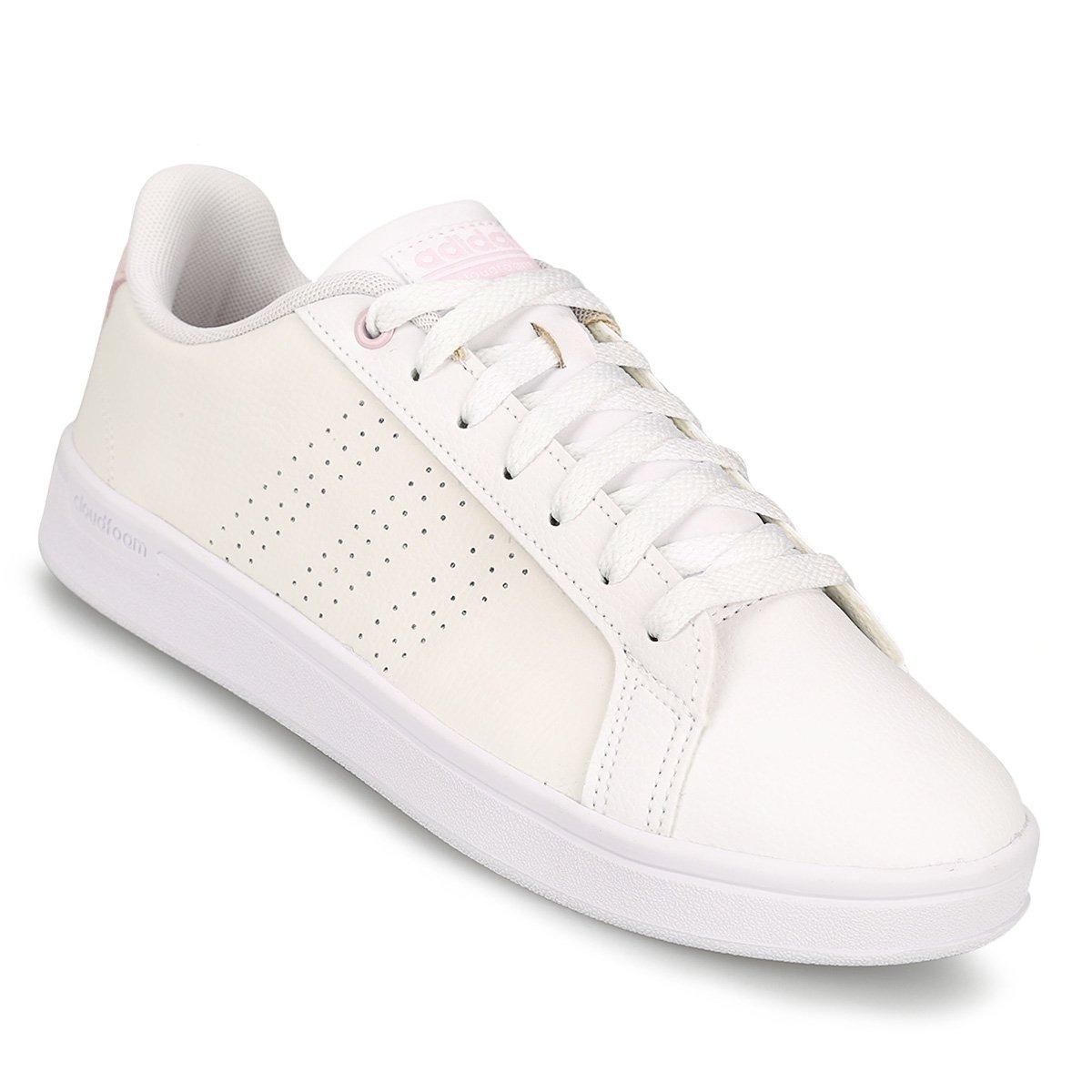 Zapatillas Cloudfoam 799 En Advantage 00 Mercado Adidas Clean2 thdrsQC