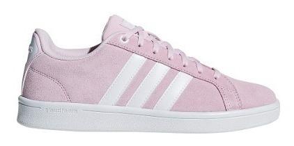 zapatillas adidas mujer advantage rosa