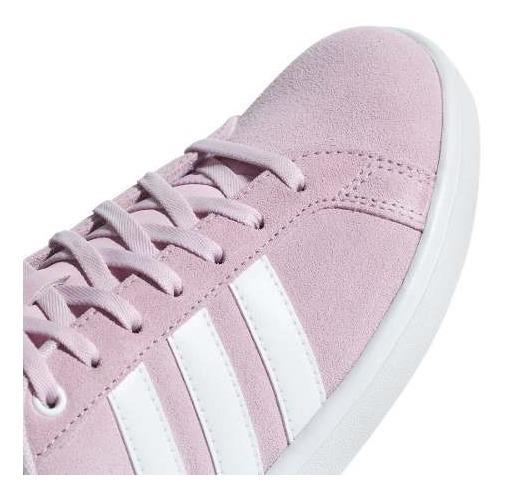 f258412887e adidas cloudfoam advantage rosa