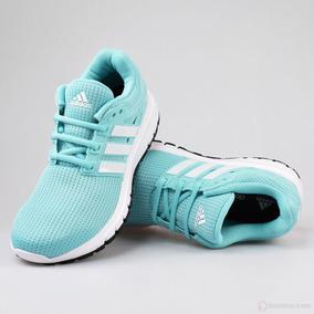 Zapatillas adidas Cloudfoam Ortholite Verdes Dama Liquido!!!