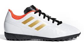 bastante agradable textura clara colección completa Zapatillas adidas Conquisto Tf Futbol Para Niño T 35-38 Ndpj