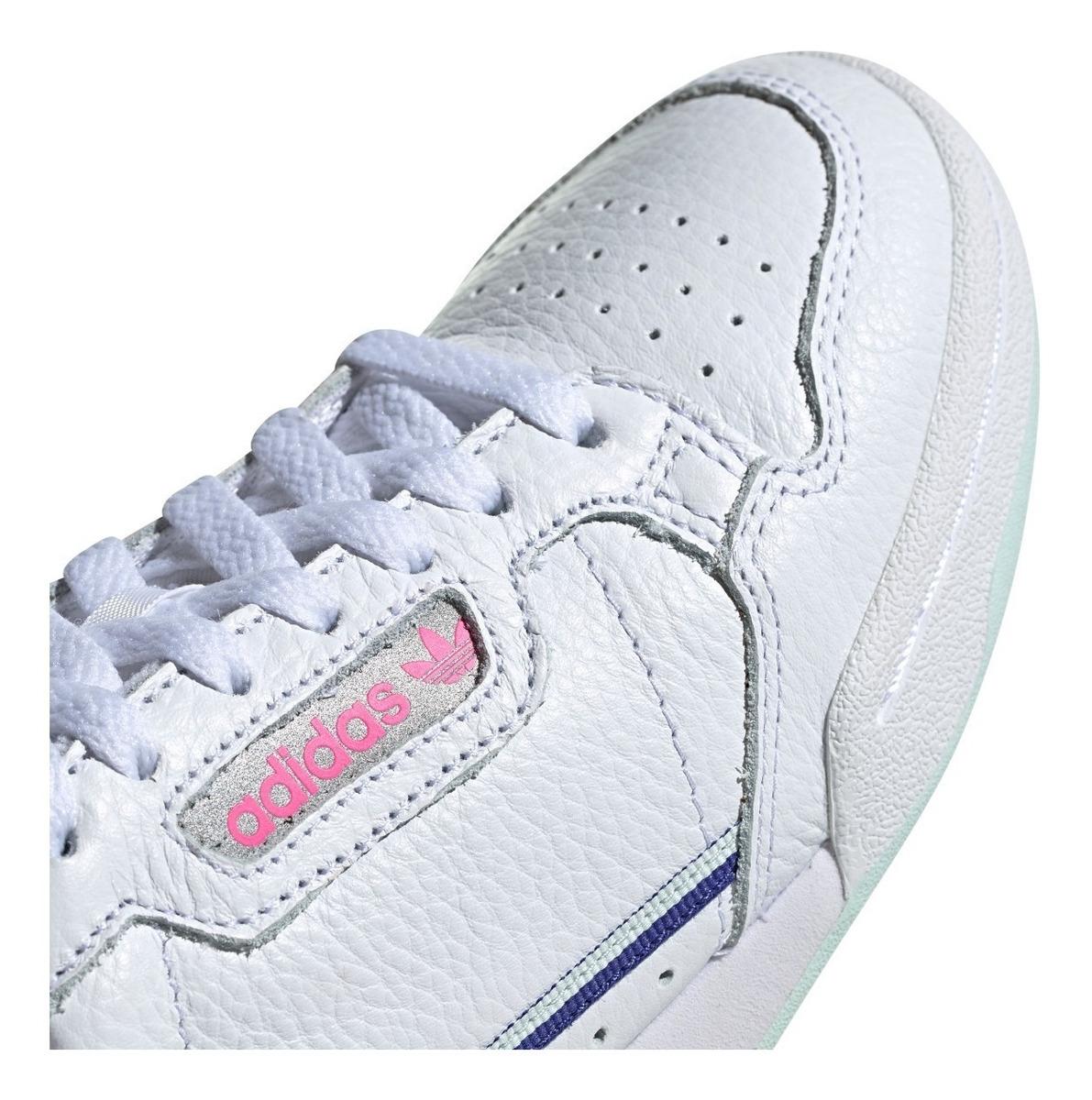Zapatillas adidas Continental 80 Blancas De Mujer