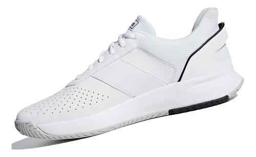 zapatillas adidas courtsmash para hombre - blanco