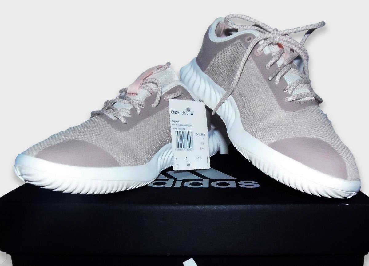 recoger detallado gran calidad Zapatillas adidas Crazytrain Lt Mujer - Crudo - $ 3.400,00