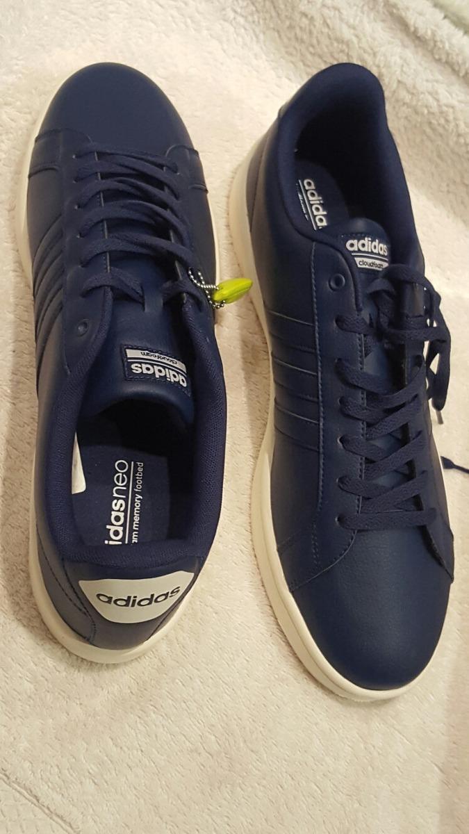 zapatillas adidas cuero