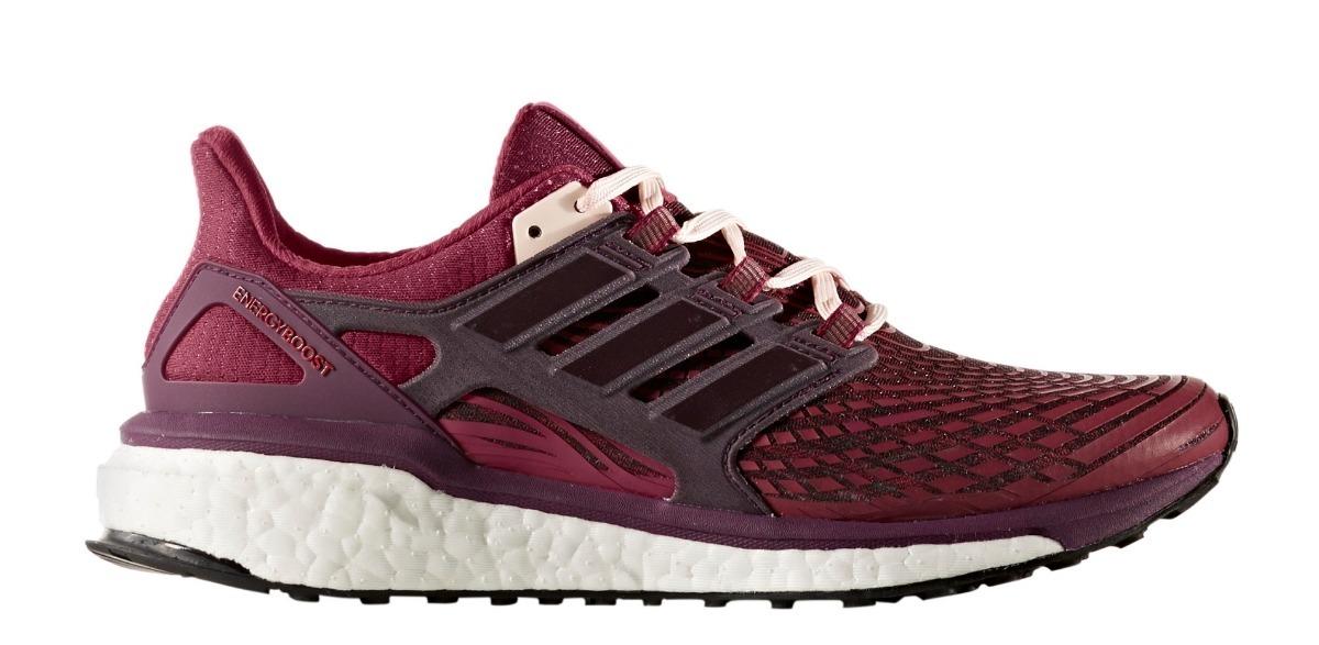 new style 2c312 7f32a zapatillas adidas de mujer energy boost bordo running. Cargando zoom.