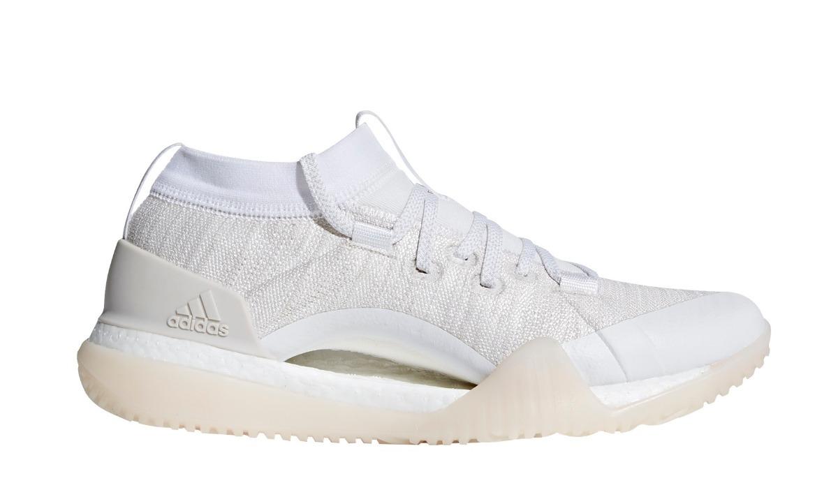 571d916674512 zapatillas adidas de mujer pureboost x tr 3.0 blanca. Cargando zoom.
