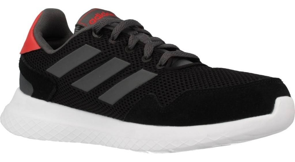 zapatillas adidas hombre negras running