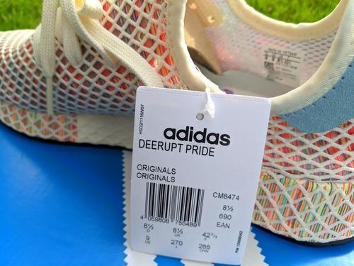 zapatillas adidas deerupt pride