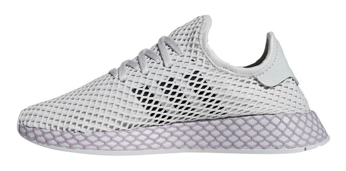 Zapatillas adidas Deerupt Runner Bla/tiza De Mujer