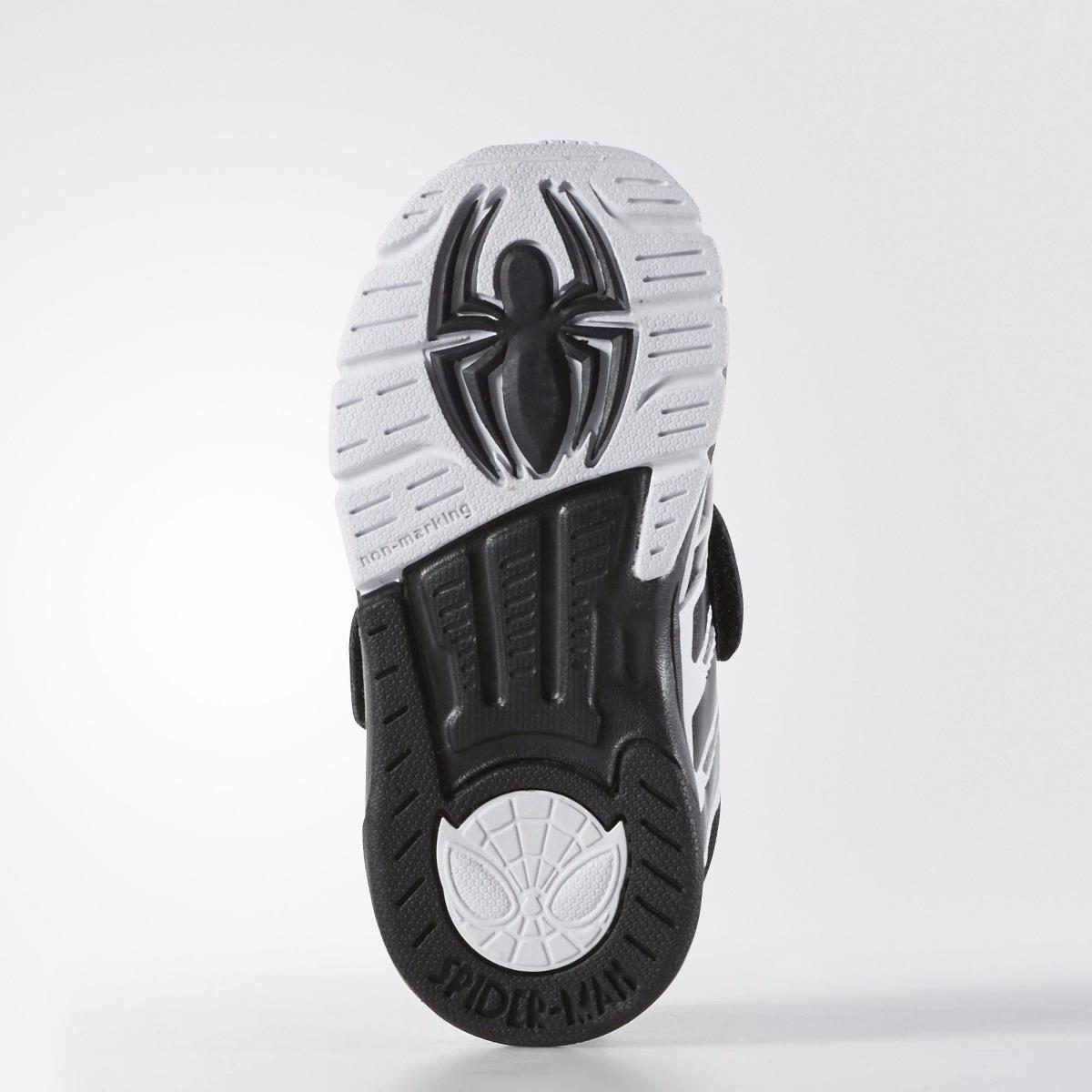 the latest 9241d f7061 zapatillas adidas disney spiderman cf bebés negroblanco. Cargando zoom.