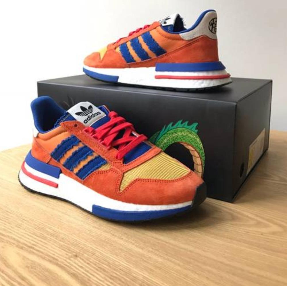 000 Adidas Goku12 Zapatillas Ball Z Dragon 00 4RAq5Lj3