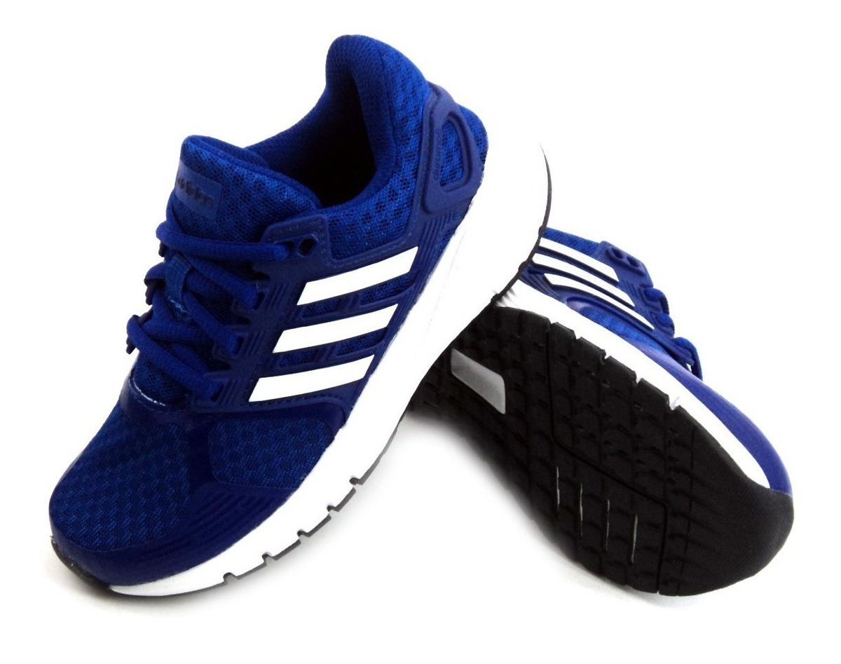 delicate colors cheap sale detailed images Zapatillas adidas Duramo 8 K Azul Niños Cq1806 Eezap