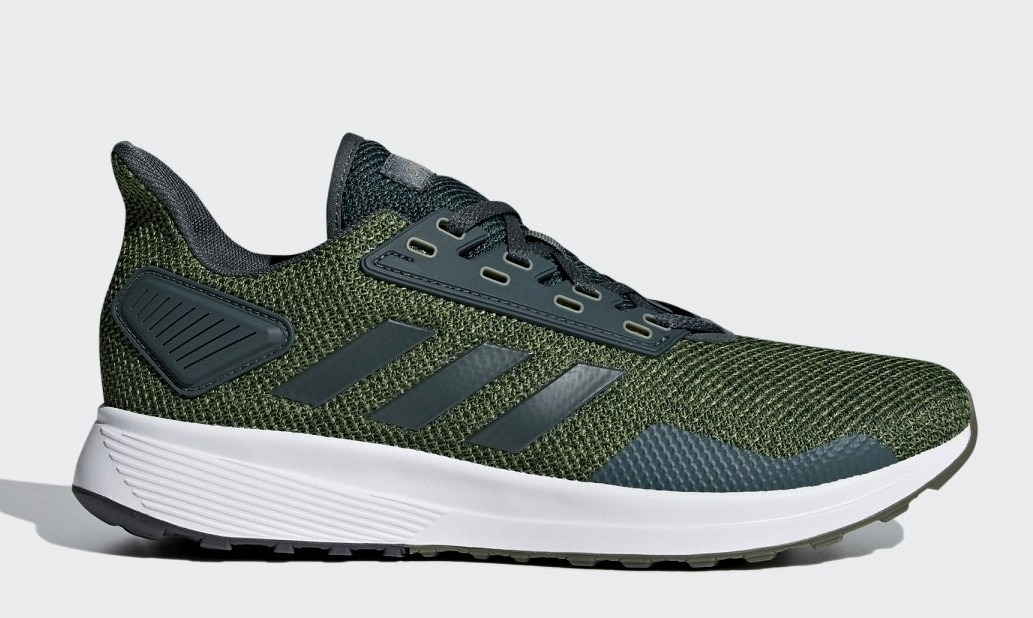 Zapatillas adidas Duramo 9 Green Running Hombre Originales