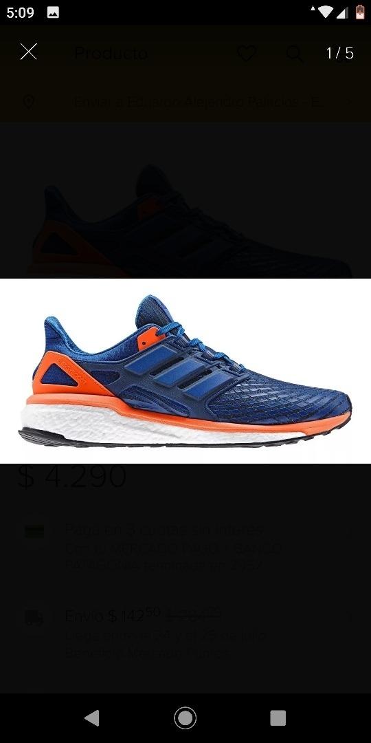 Zapatillas adidas Energy Boost M N°37,5