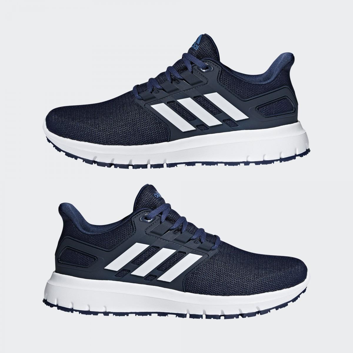 Zapatillas adidas Run 70 Azul y Verde
