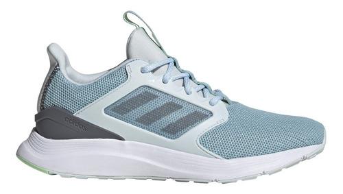 zapatillas adidas energyfalcon x running cel/gris de mujer