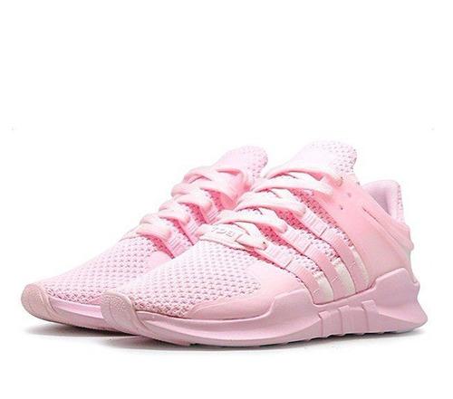 zapatillas adidas eqt adv rosado rosa mujer original 2017