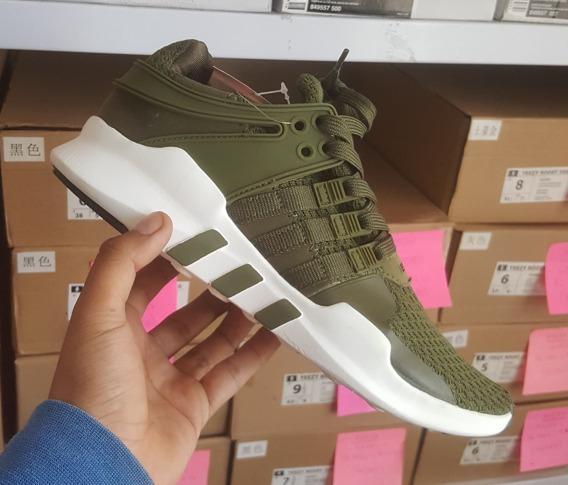 online store 78508 369db ... coupon for zapatillas adidas eqt basquet adv negro verde original 2018  97cc5 24cfb