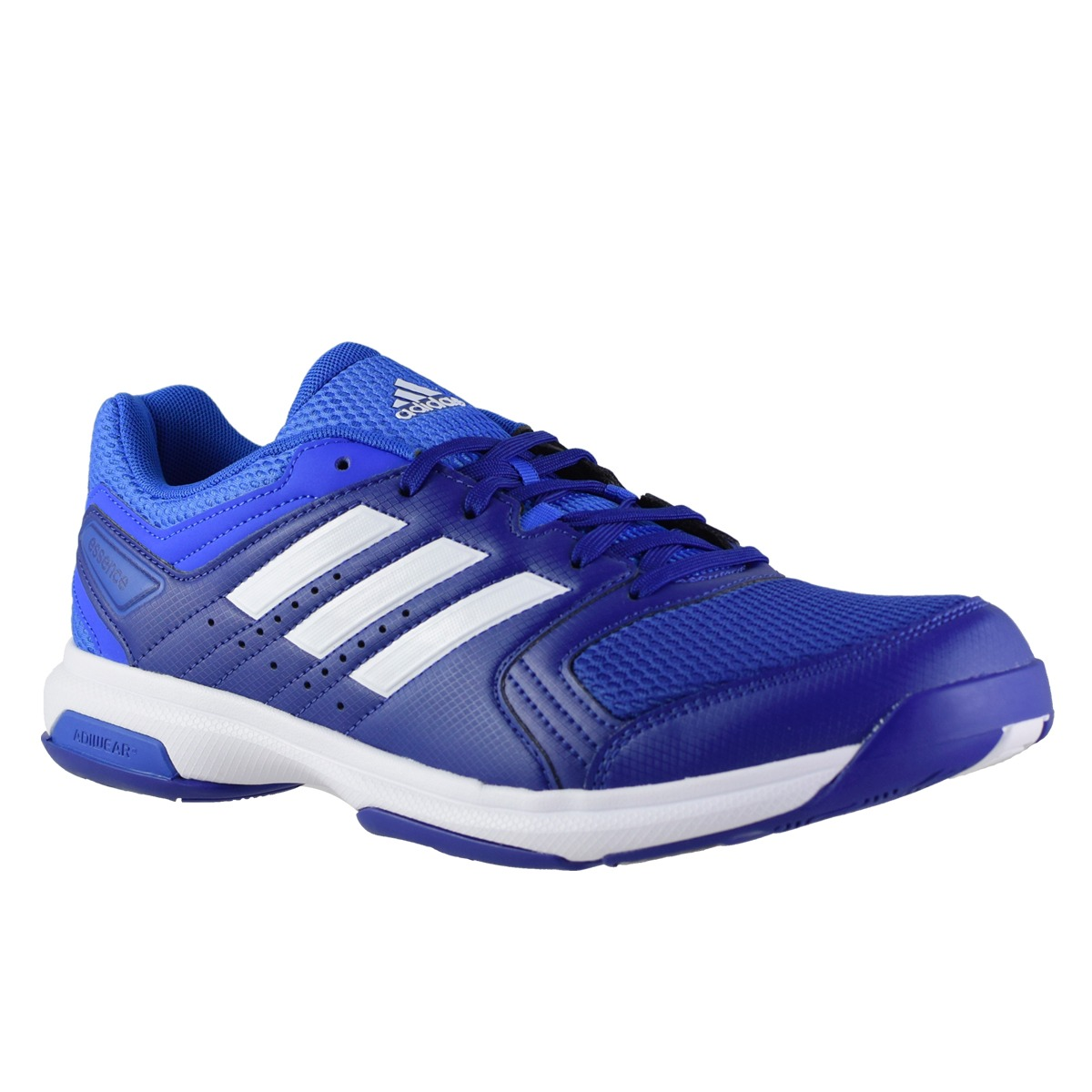 new concept b3142 9bf2c zapatillas adidas essence handball hombre azul. Cargando zoom.