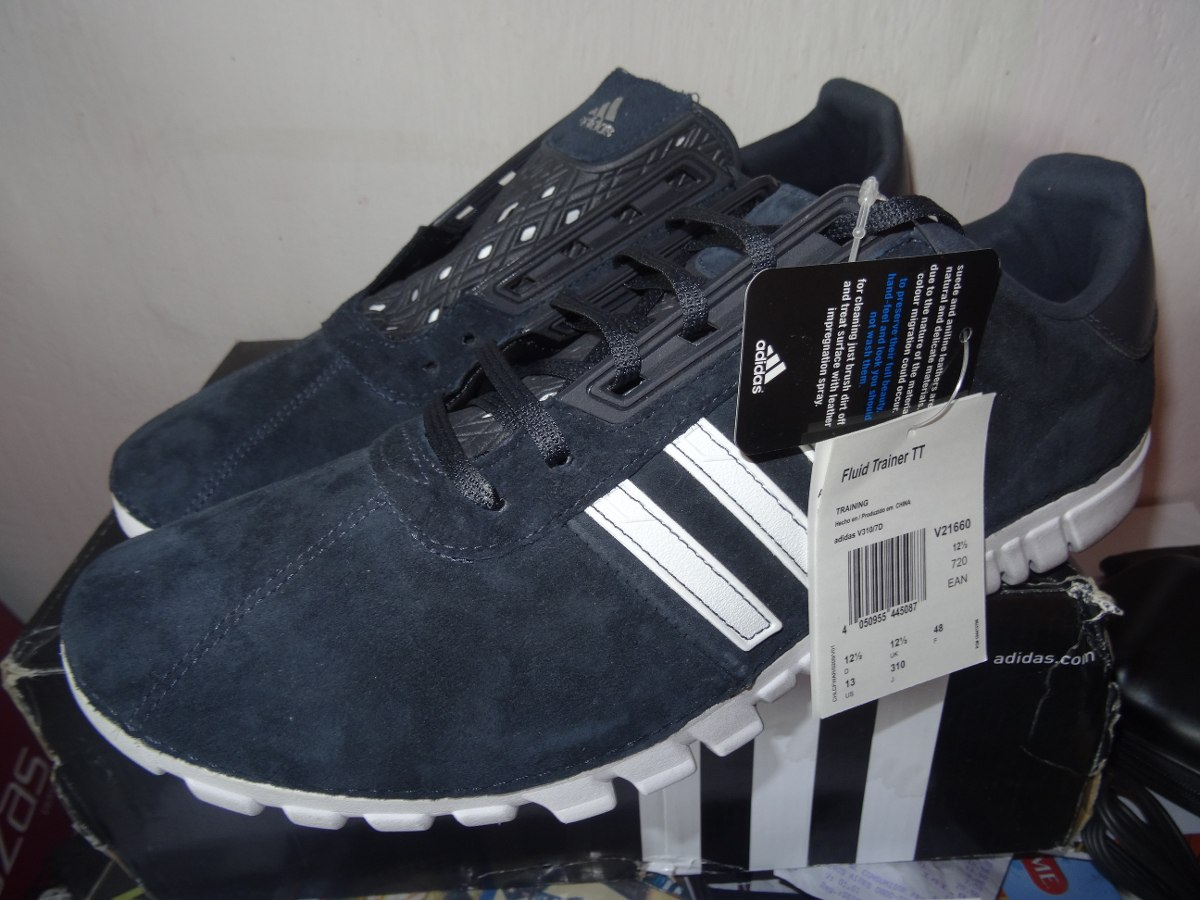 zapatillas adidas fluid trainer