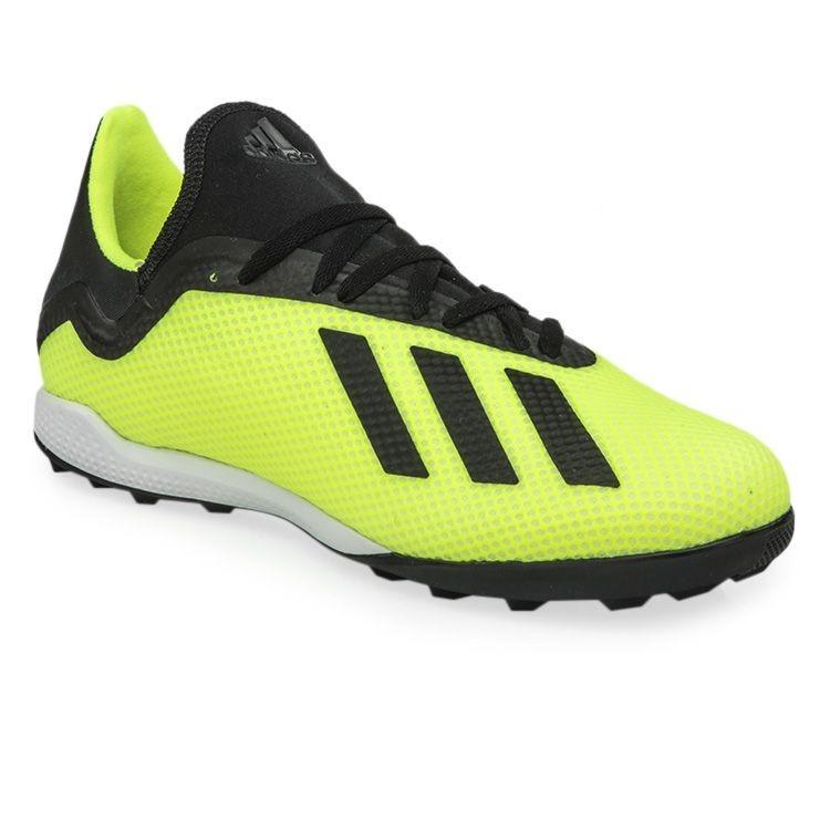 45fa045a7a155 Zapatillas adidas Futbol 5 X Tango 18.3 Tf Amarillas -   7.400