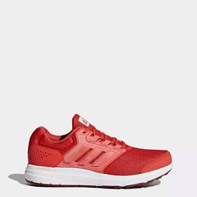 adidas rojas mujer zapatillas