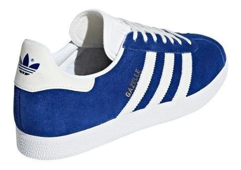 gazelle adidas hombre azul marino