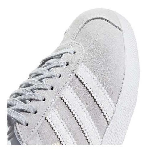 acheter populaire 4dbcb f7a17 Zapatillas adidas Gazelle Gris- Originals