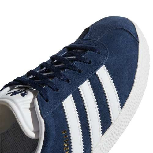 adidas gazelle j azul