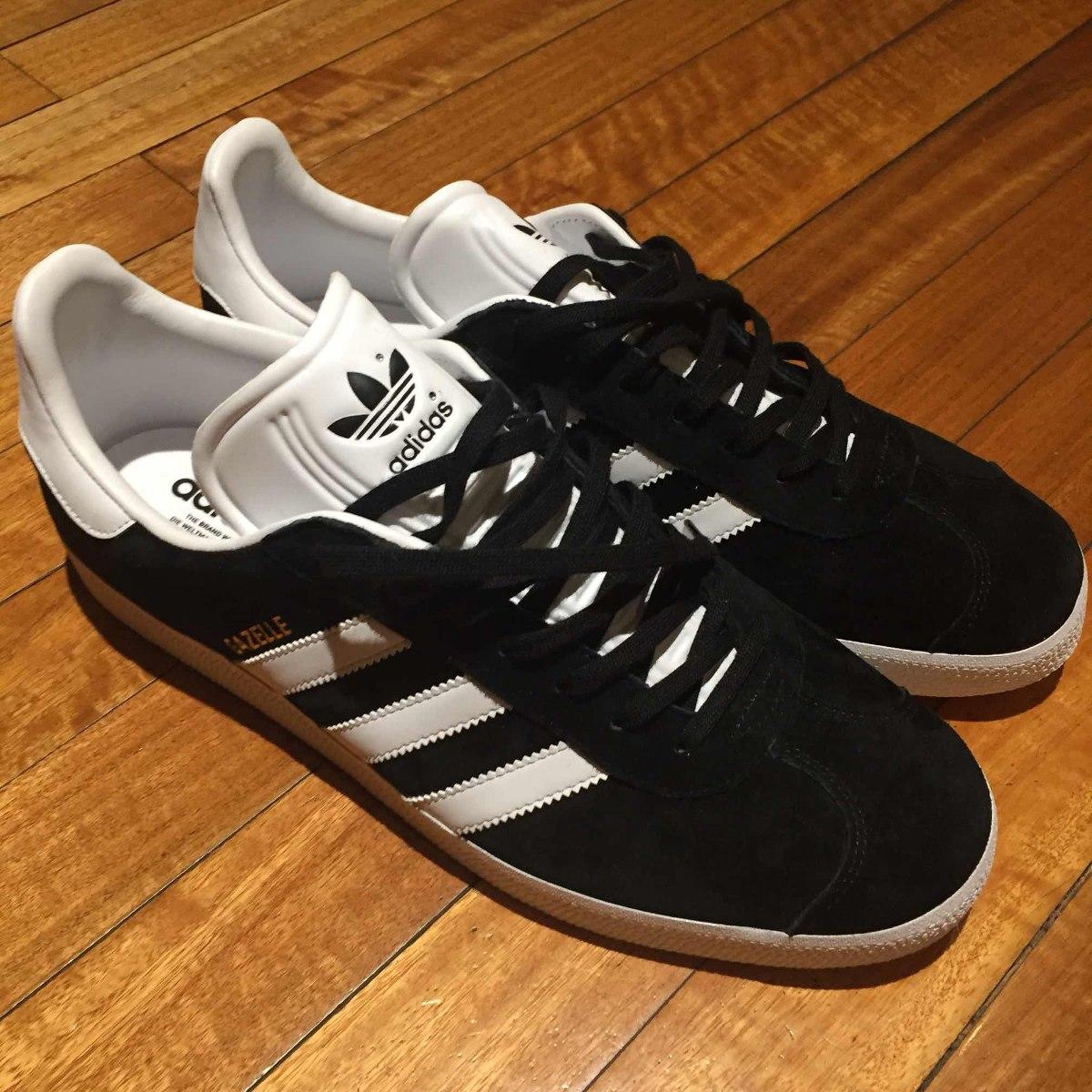 5 Gazelle Negras 600 Adidas En 2 11 Zapatillas Nuevas 00 Us 5qP4RwXn 5e8a870a474e9