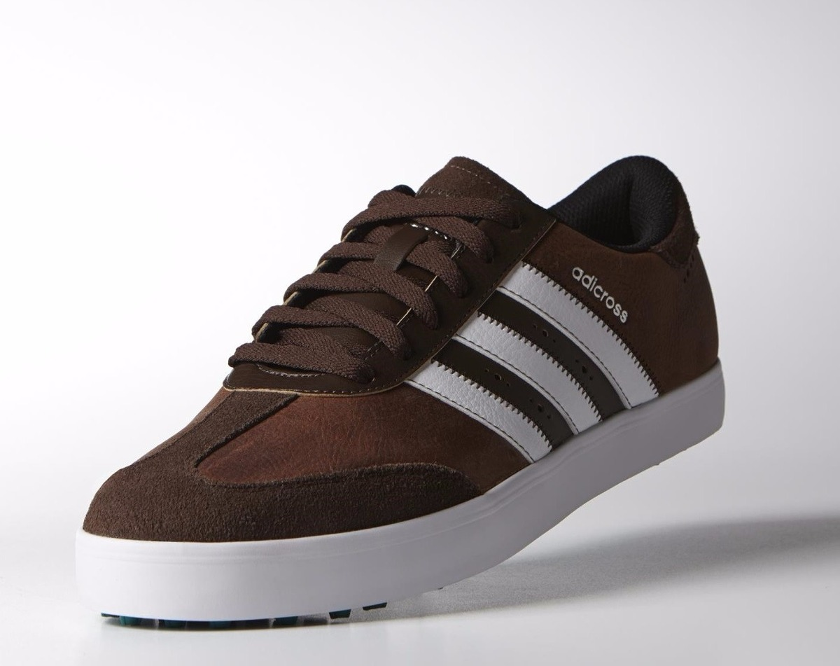 info for c9ce3 2ebc6 zapatillas adidas golf adicross v brown golf center. Cargando zoom.