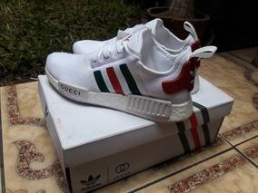 Zapatillas adidas Gucci Nmd !! Imagenes Reales !!