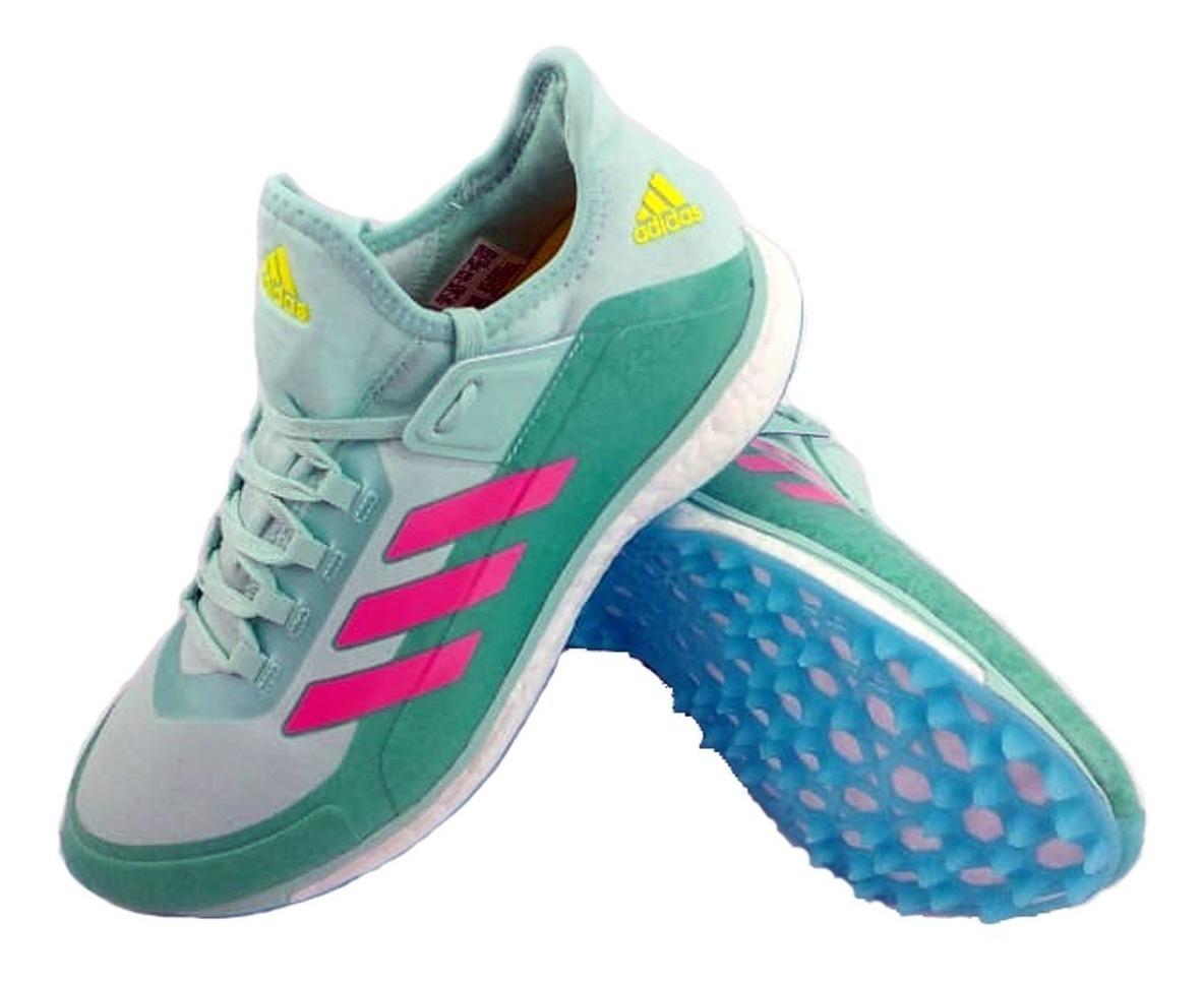 Zapatillas adidas Hockey Fabela X Mujer Aq1229 Eezap