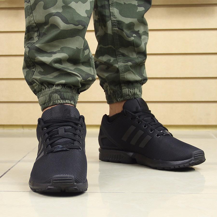 zapatillas adidas negras zx