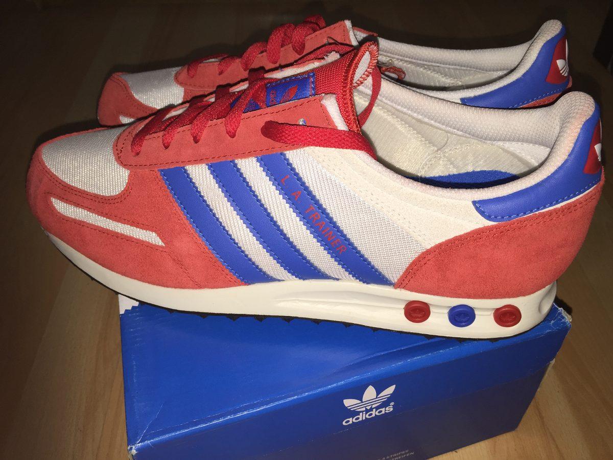 zapatillas adidas trainer hombre