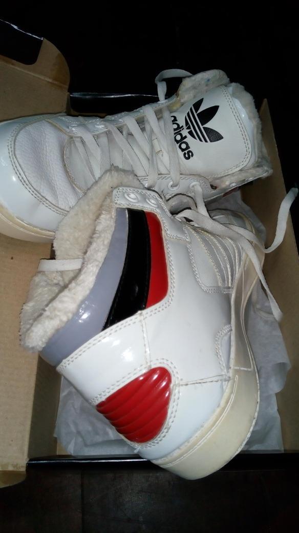 33b6b097 Zapatillas adidas Hombre. Imp. N, A. Con Piel. Nro 42. - $ 1.900,00 ...