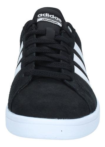 zapatillas adidas hombre urbana cf advantage negra blanca-27