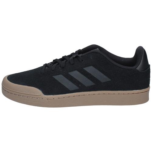zapatillas adidas hombre urbana court70s negro gum-2723