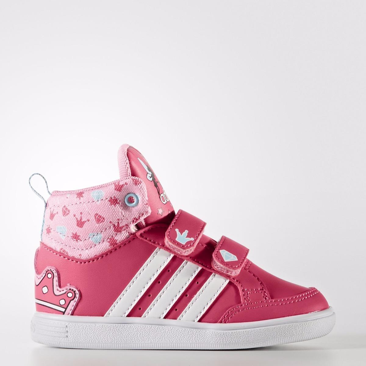fae2c85a7 zapatillas adidas hoops cmf mid bebe corona - sagat deportes. Cargando zoom.