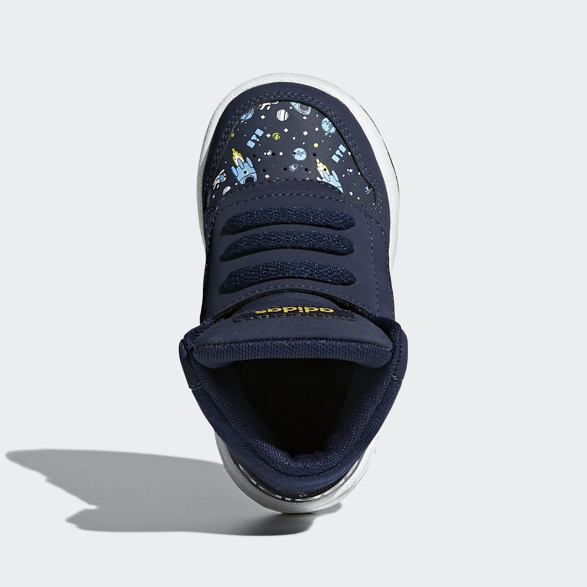 Zapatillas adidas Hoops Mid 2.0 Neo Niños Azul Db1938