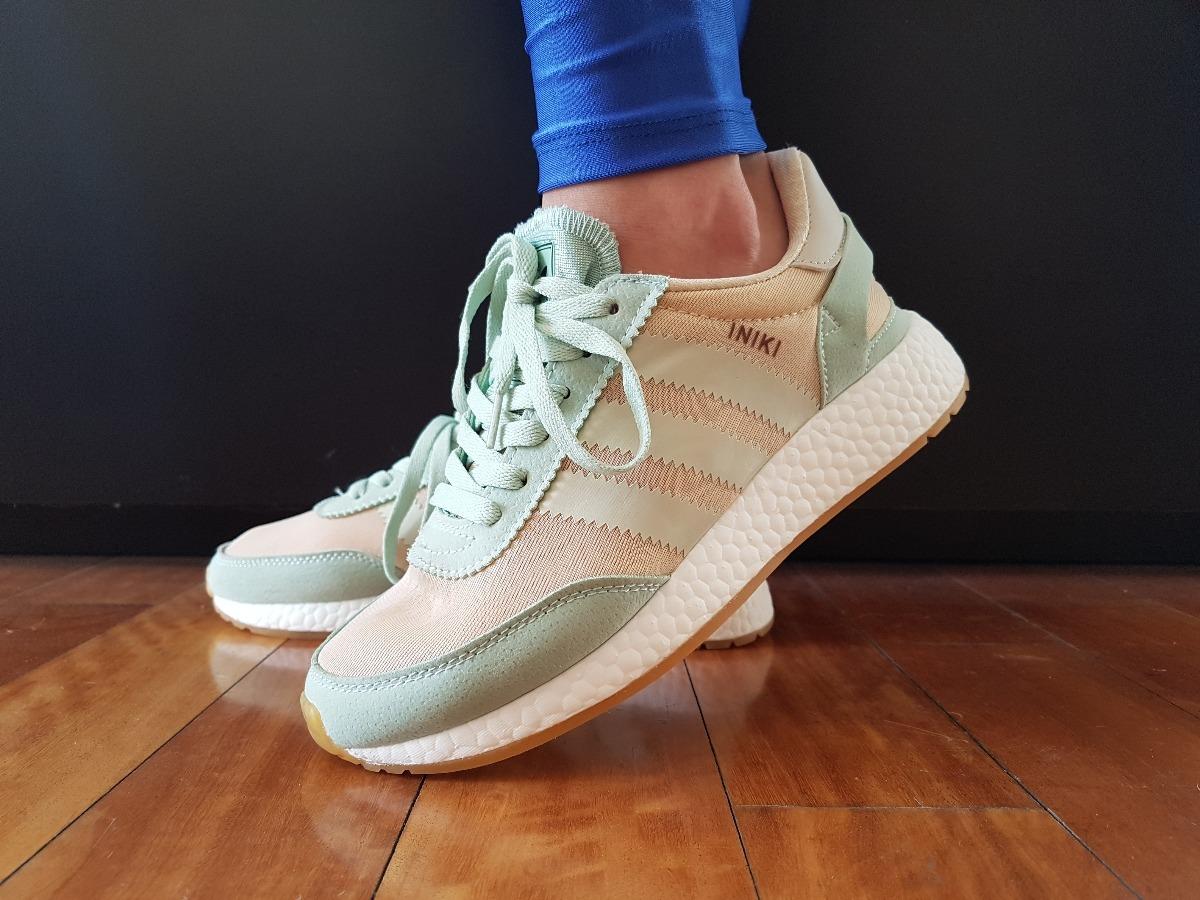 zapatillas adidas iniki mujer