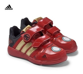 Adidas Iron Importadas Niño Zapatillas Man Avengers Nuevas T1JcF3lK