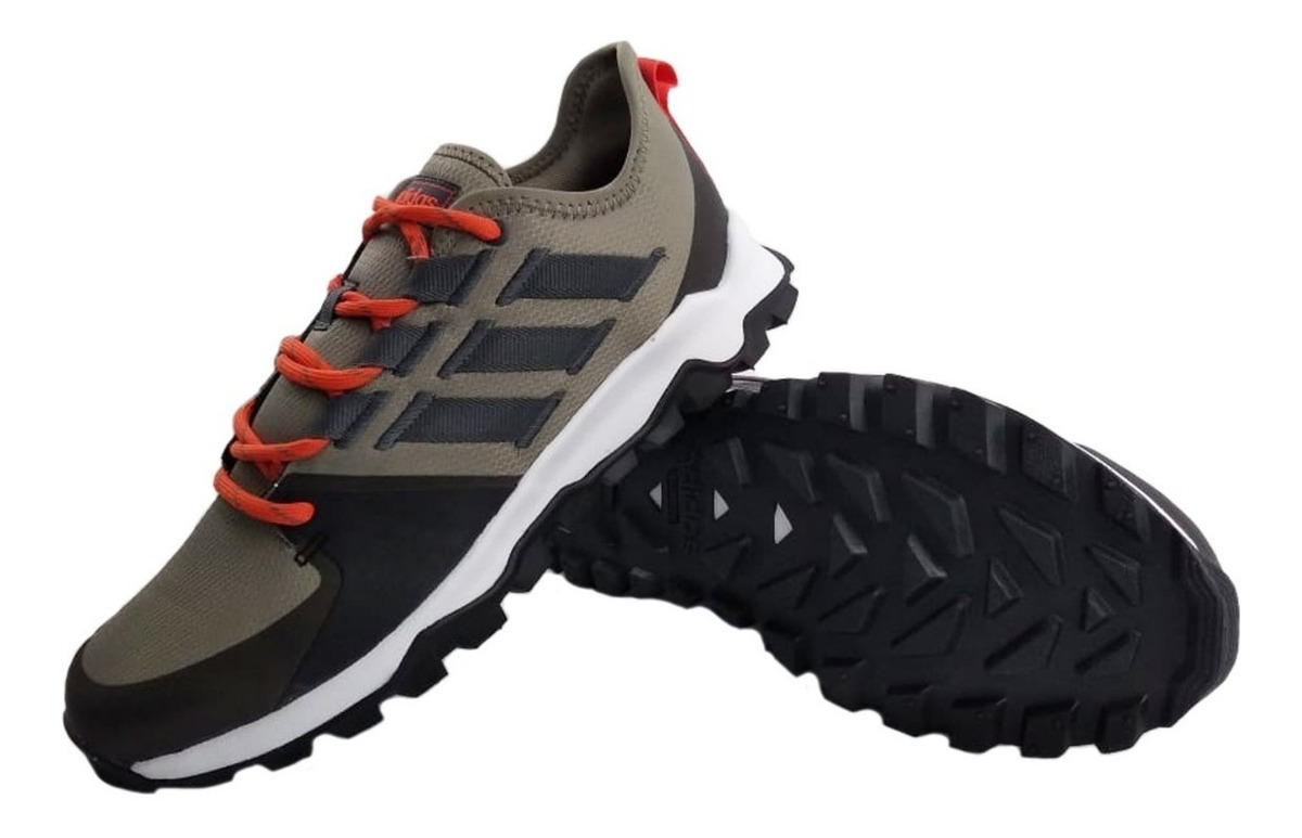 Zapatillas adidas Kanadia Trail Trekking Hombre Eezap