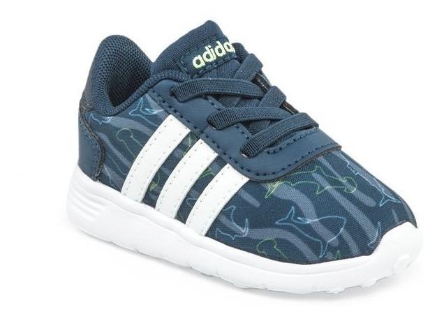 Adidas Lite Racer Inf, Zapatillas de Deporte para Bebés
