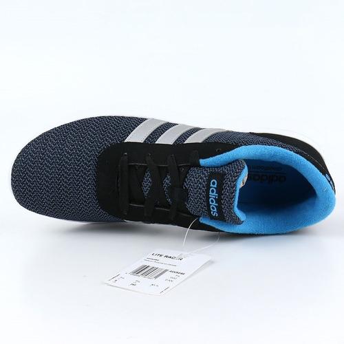 zapatillas adidas lite racer m -tallas:7.5,8,8.5,9,9.5,10us
