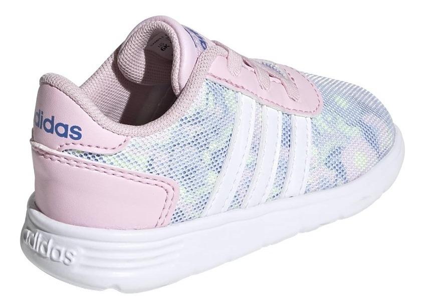 zapatillas adidas niña rosa 27